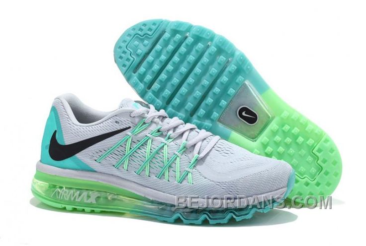 http://www.bejordans.com/free-shipping-6070-off-buy-nike-air-max-2015-womens-running-shoes-on-sale-light-greygreen-jade-jdemz.html FREE SHIPPING! 60%-70% OFF! BUY NIKE AIR MAX 2015 WOMENS RUNNING SHOES ON SALE LIGHT GREY-GREEN JADE JDEMZ Only $101.00 , Free Shipping!