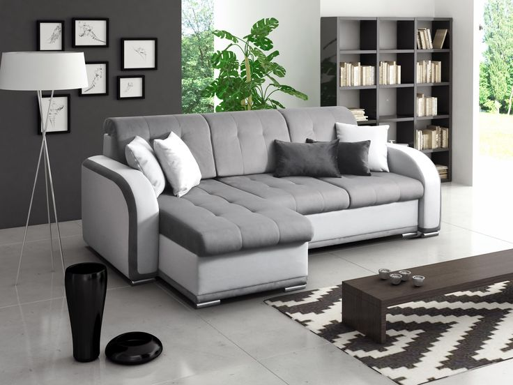 If not yet you have a corner in the fashionable grey colour - the model Avio is already waiting for you! Jeżeli jeszcze nie masz narożnika w modnym szarym kolorze - model Avio już na Ciebie czeka! #cornersofa #grey #white #livingroom #mirjan24 #sweethome #family #happy