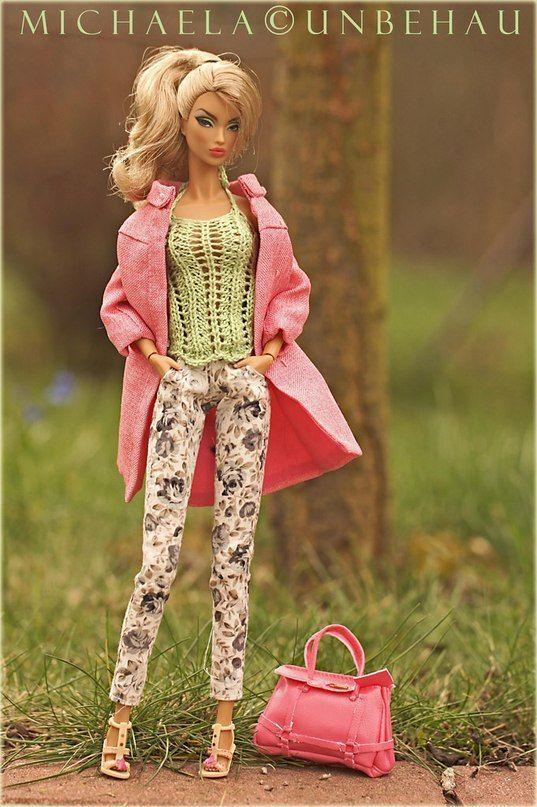 High Fashion Barbie Doll Clothes