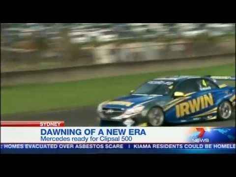 IRWIN Clipsal 500 2013 - News Clips