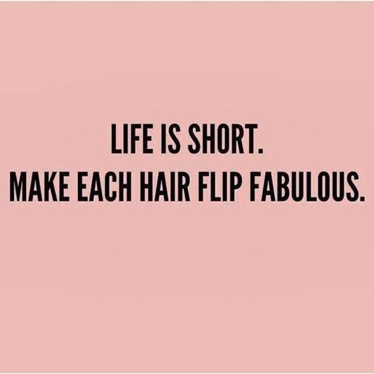 short hair quotes ideas