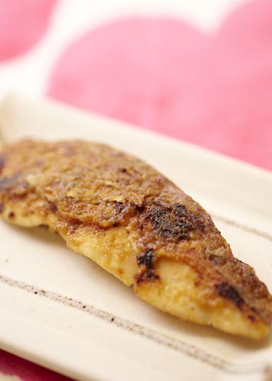 魚はたら・さわら・鮭・かじきまぐろなどお好みのものでどうぞ!<br>ごまみそは、なすやアスパラなど、焼いた野菜にぬって食べてもおいしくいただけます☆