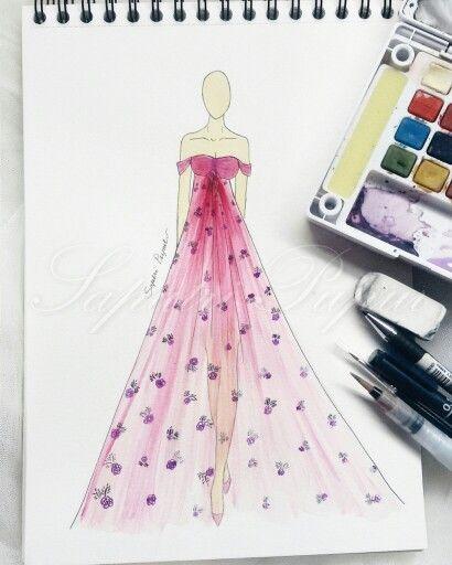 Thousand Roses  #fashion #fashiondiaries #fashionblog #fashionweek #fashionillustration #fashionillustrator #fashionista #fashiondrawing #fashiondraw #fashionlook #lookbook #look #instafashion #rose #wedding #flowers #weddingdress #instafashion #vscocam #vsco #art #fashiondesign