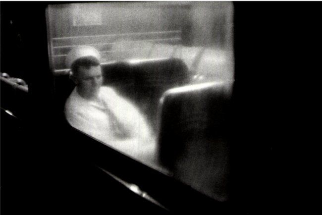 Sailor, 1958 (Photographed by Louis Stettner at Penn Station)