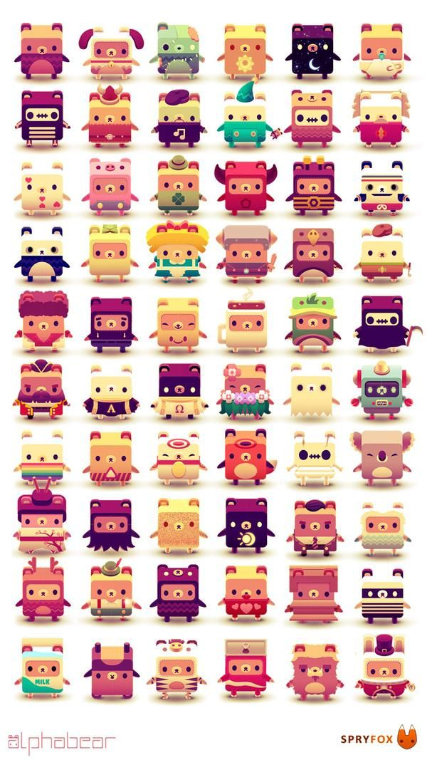 alphabears - Google Search
