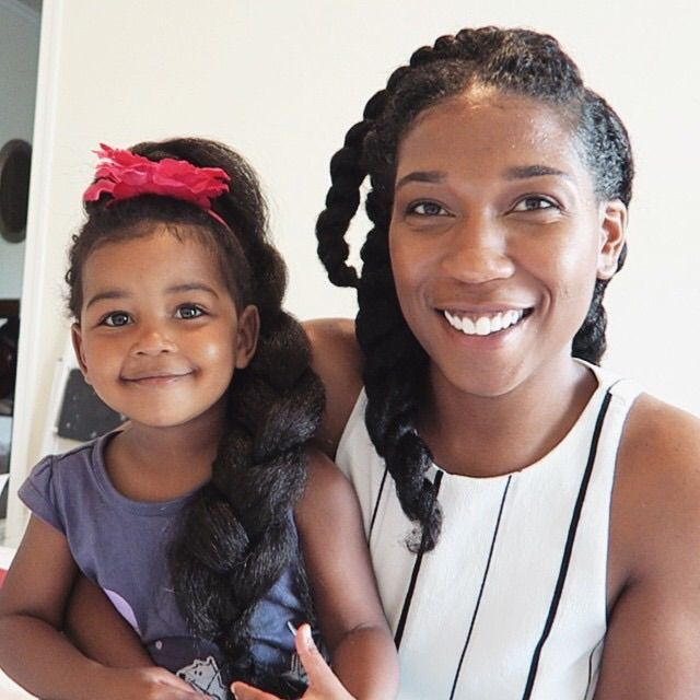 Aww Olivia Rocking The Beyonce Braid - http://community.blackhairinformation.com/hairstyle-gallery/kids-hairstyles/aww-olivia-rocking-beyonce-braid/