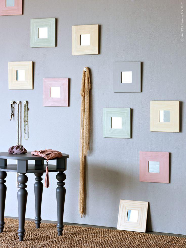 20 besten MALMA Bilder auf Pinterest   Spiegel, Ikea hacks und Rahmen