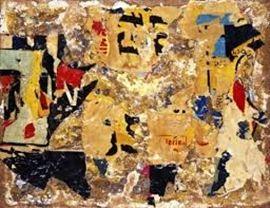 Rotella Mimmo Pittore | Valutazione dipinti pittori italiani