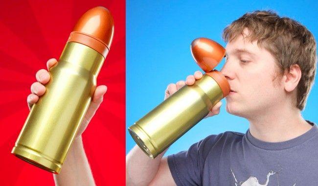 AmmoMug is a Giant Bullet   Craziest Gadgets