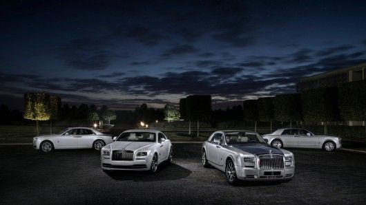 """Rolls-Royce releases its Suhail Collection to mark """"Year of the Bespoke Car"""""""