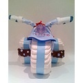 : Motorcycle Diaper Cakes, Gift Ideas, Diaper Gift, Baby Shower Gifts, Baby Showers, Cake Baby Shower, Baby Shower