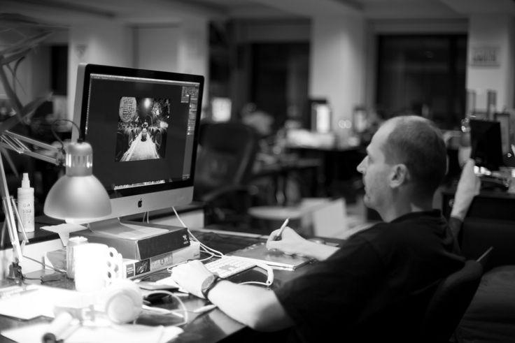 Larry - Senior Art Director