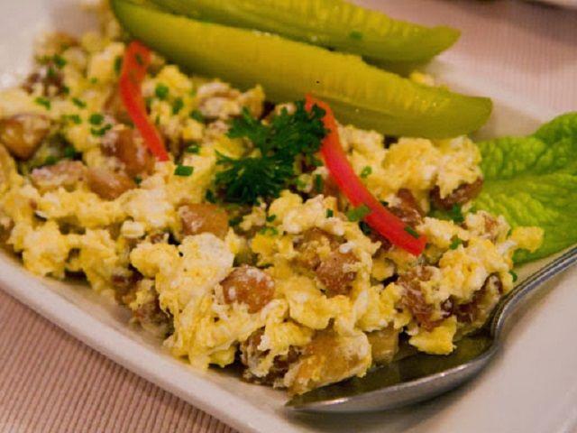 Gyors tojásos galuska – Egyszerű, és tökéletes! :) IMÁÁÁÁDOM!!!! :)