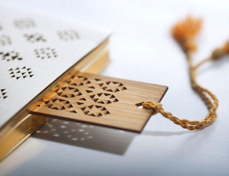 Mashrabiya Notebooks & Bookmark for Zeri Crafts by Mayúscula Brands