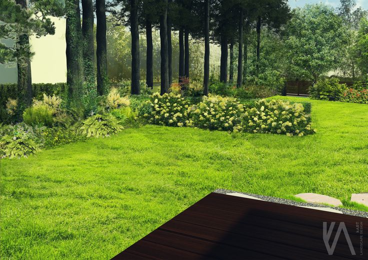PROJECT // PRIVAT GARDEN 'the forest'    visualisation 'II'  NATURE   SIMPLICITY   ELEGANCE   TIMELESSNESS