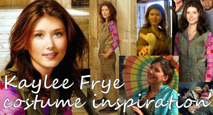 librarian tells all: How to make a Kaylee Frye Firefly Costume