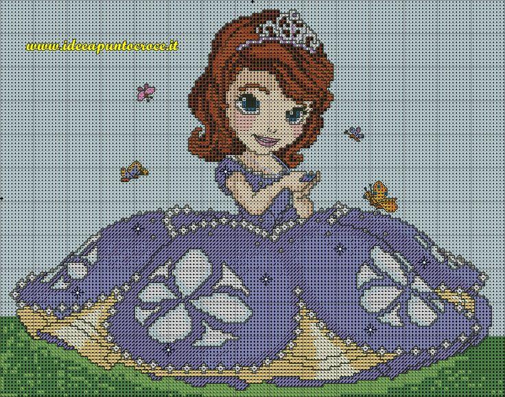 Princess Sofia 1 of 2