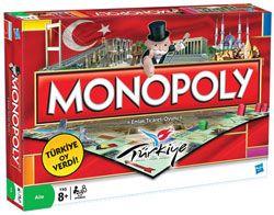 Monopoly Türkiye 1610 | 62,99TL - D&R : Hobi-Oyuncak