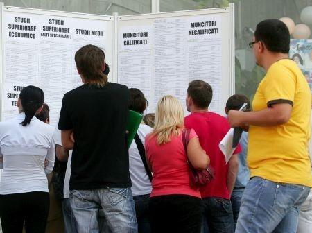 La Bursa locurilor de muncă au participat și 5 detinuți de la Penitenciarul Spital Mioveni