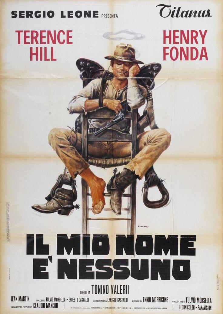 """""""L'unico modo per allungarsi la vita è cercare di non accorciarla.""""    (Cit. film ''Il mio nome è Nessuno'' con Terence Hill)"""