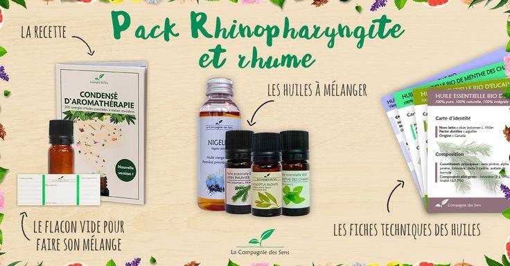 RHINO - Eternuements, nez bouché et toux ? Débarrassez-vous du rhume avec les huiles essentielles ! #huilesessentielles #rhume #remède