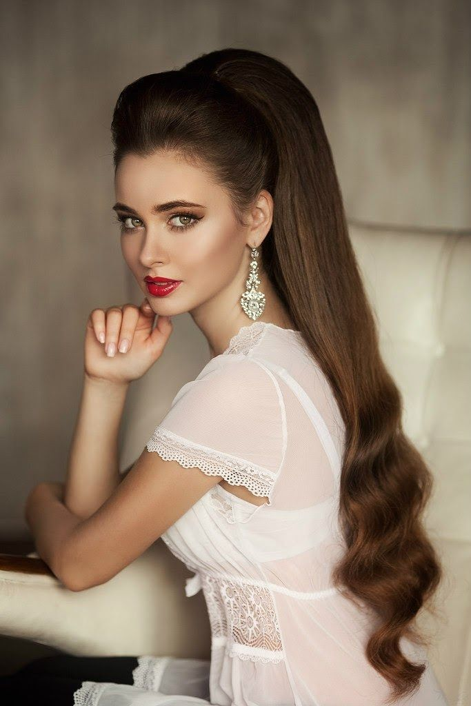 We love her Hair..