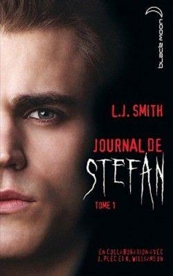 Couverture de Journal de Stefan, Tome 1 : Les Origines