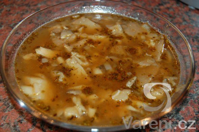 Recept na chuťově vynikající polévku, která zahřeje.