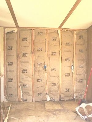 Remodeling Mobile Home Walls | Complete Mobile Home Remodel-fridge-wall.jpg