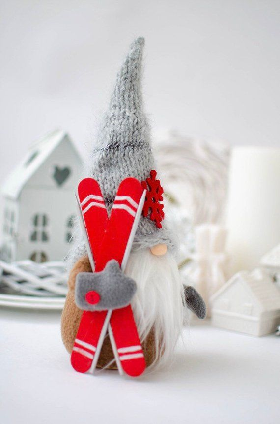 Christmas Gnomes Family Of Gnomes Chef Gnome Nisse