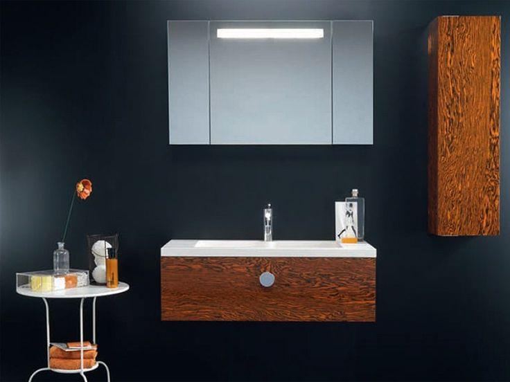 Зеркальный шкафчик для ванной - Pret a porter - http://mebelnews.com/zerkalnyj-shkafchik-dlya-vannoj-pret-a-porter