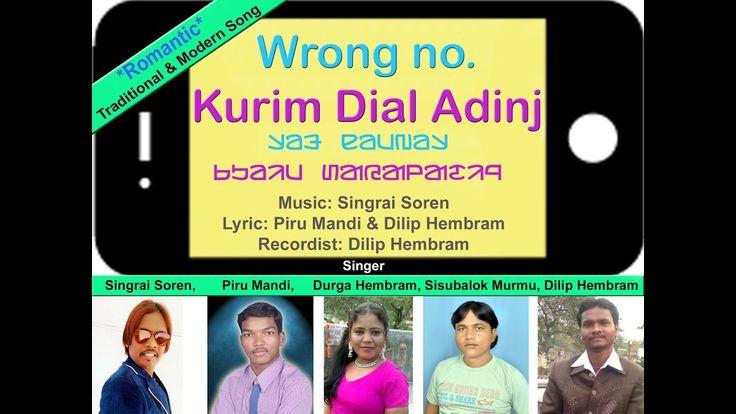 Khali Khalige Jiyonre   Wrong No. Kurim Dial Adinj   Modern Santali Song