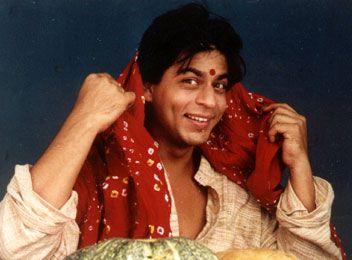 Shahrukh Khan - Army (1996)