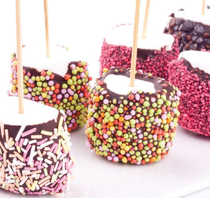 #Marshmallows 100% #rigolos pour les #enfants