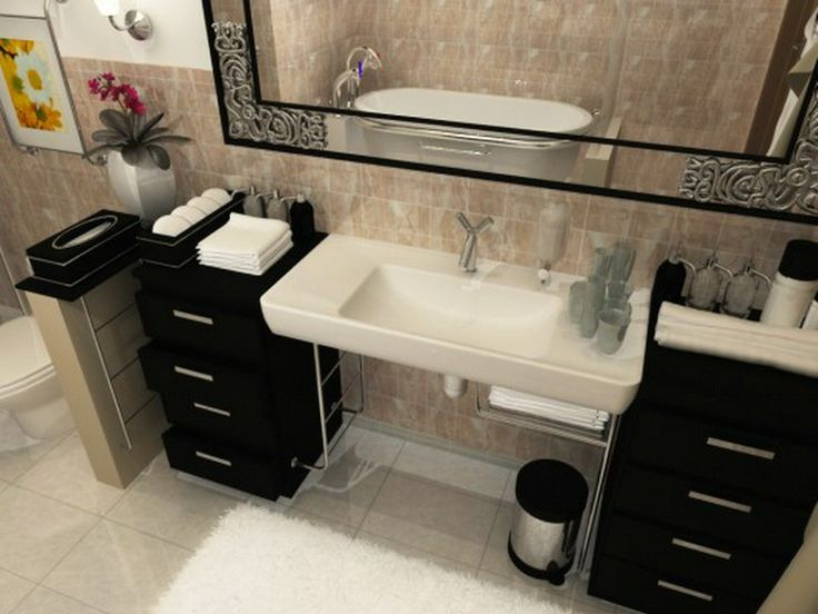 21 Simply Amazing Small Bathroom Designs - Page 4 of 4