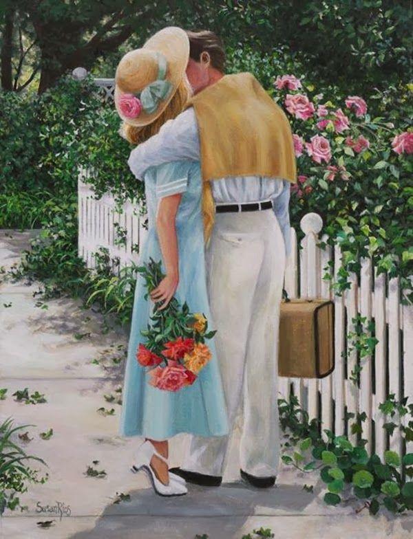 Susan Rios - Page 2 98d66ee0012e33d08ce95821a5d9b898--art-couple-romance-art