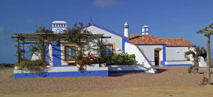 Herdade do Touril - Turismo Rural - Zambujeira do Mar - Alentejano Litoral - Portugal