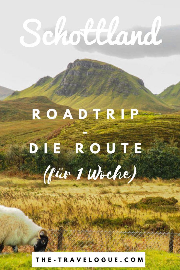 Ein Roadtrip in Schottland ist ein Erlebnis für s…