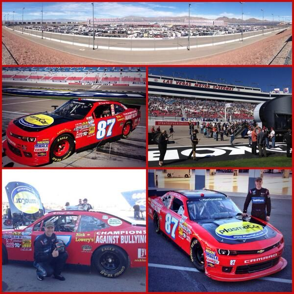 We were so proud to see the PlasmaCar decal on Daryl Harr's race car in support of his campaign against #bullying.   #Nascar #Toys #PlasmaCar #Nationwide #cars