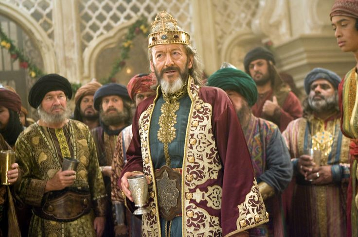 Prince of Persia_Ronald Pickup crown_Photo Credit ...