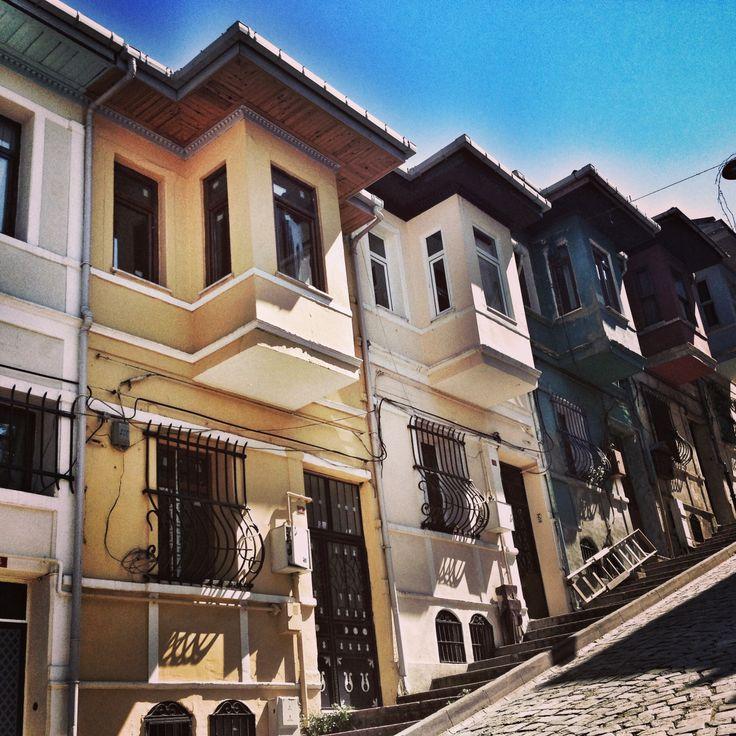 balat , istanbul ,old city