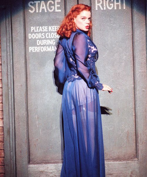 Amy Spanger in Kiss Me, Kate (1999).