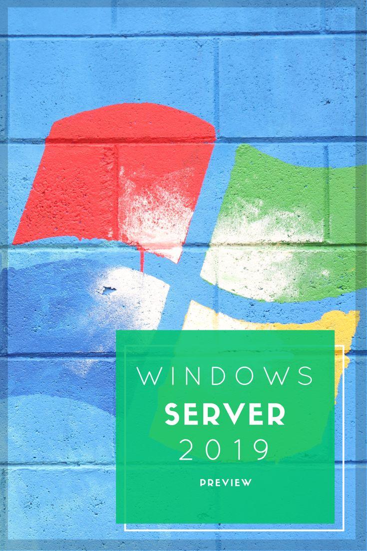 Microsoft hat die Preview Version zum Windows Server 2019 veröffentlicht. Welche Neuerungen bringt der Windows Server 2019 mit sich und lohnt sich ein Wechsel? Welchen neuen Tools werden nativ vom Windows Server 2019 unterstützt.