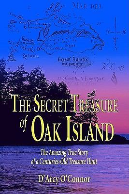 The Secret Treasure of Oak Island - It started on a summer afternoon in 1795 when a young man named Daniel McGinnis found what appeared to be an old site on an island off the Acadian coast, a coastline fabled for the skullduggery of pirates. The notorious Captain Kidd was rumored to have left part of his treasure somewhere along here, and as McGinnis and two friends started to dig.