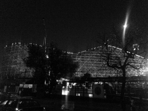 La feria, Chapultepec, DF