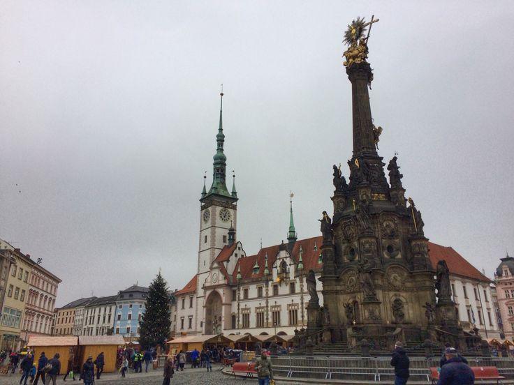 Olomouc ❄️