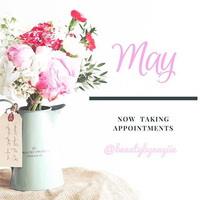 I'm fully booked for April I have an opening for Saturday 4/29 and I am now taking appointments for MAY..remember next month is Mother's Day and they all deserve some pampering😌 hair, makeup, cuts..you name it 🙆🏻 msg me for any questions 😘 thank u all xoxo  #watsonville #831 #bayarea #santacruzcounty #salinas #seaside #gilroy #montereybay #watsonvillehighschool #montereybaylocals - posted by ⠀⠀⠀⠀⠀⠀⠀⠀ ⠀  ⠀⠀⠀⠀⠀ Angiie 🐳 https://www.instagram.com/beautybyangiie - See more of Monterey Bay…