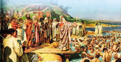Магия праздника с Натальей Фофановой: Сегодня День крещения Руси