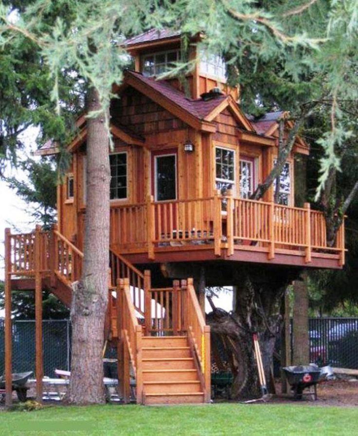 Ahşap Ev Tasarımı