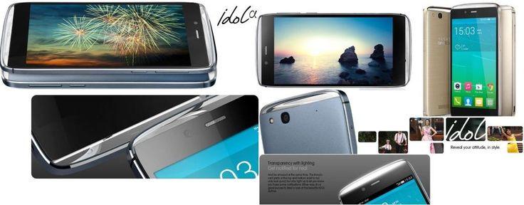http://www.satelectronics.co.za/ProductDescription.aspx?id=2920159 Alcatel One Touch IDOL Alpha Smartphone Colour: Slate Silver. Price: R 3 419.00